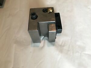 Nakamura tome Turning Holder C21411 From A Wt 100 Excellent