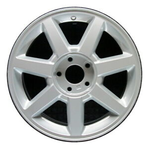Wheel Rim Cadillac Cts Sts 17 2004 2009 09596522 09595345 Factory Front Oe 4582