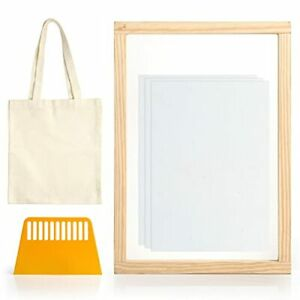 Caydo Screen Printing Kit Include 12 2 X 8 2 Inch Screen Printing Frame Canva