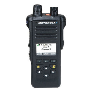 Motorola Apx2000 7 800 Mhz Radio And Battery Only Alt To Apx4000 Apx1000