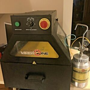 Viper One Automatic Pre Treatment Spray Booth C w Pressure Container T shirt
