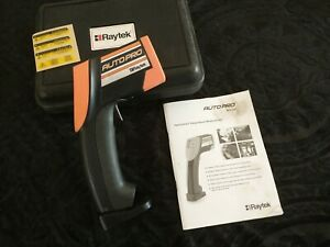 Raytek Autopro Rayst25 Professional Infrared Non Contact Thermometer Gun excel