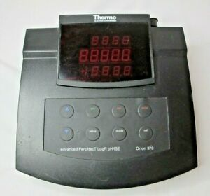 Thermo Scientific Orion 370 Logr Benchtop Ph ise Meter Perphect Logr Meter