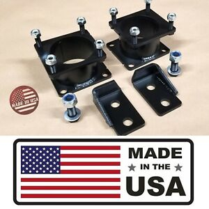 Sr 2011 2019 Ford Explorer 2wd 4wd Steel Front 3 Lift Kit With Sway Bar Drop