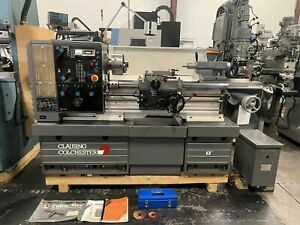 Clausing Colchester 13 21 X 25 Cc Variable Speed Lathe gmt 2768