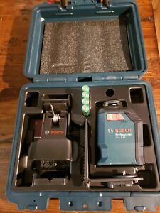Bosch 65 Ft 360 Line And Cross Laser Gll 2 20