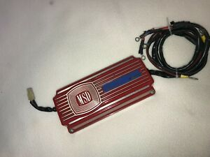 Msd Msd 6a Ignition Box Pre Owned Excellent Condition