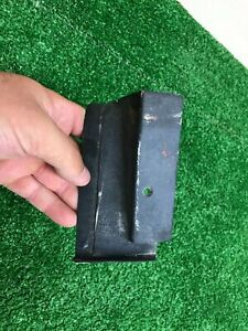 1969 1970 Mustang Mach 1 Fastback Fixed Rear Seat Corner Trim Left Side Driver