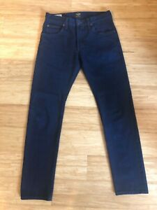 Lee Rider 10 oz. Selvage Jeans 30x34 $26.50