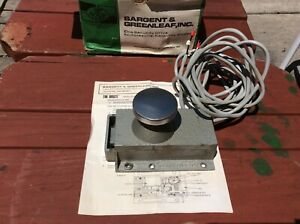 S g Brute Electrical Dead Bolt Lock Used Tested