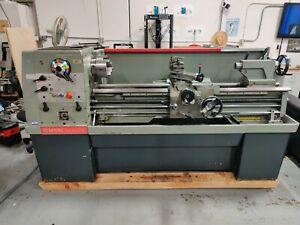 Clausing Colchester 15 X 50 Geared Head Engine Gap Bed Lathe