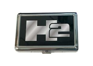H2 Hummer Business Card Holder Automotive Car Cars Sports Brand New Foldable