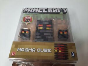 MINECRAFT Toy Magma Cube Series Brand New Sealed $14.95