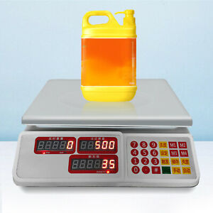 Automatic Weight Weighing Quantitative Dispensing Scale Type Filler 10 30kg New