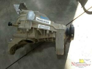 2017 Jeep Grand Cherokee Rear Axle Differential