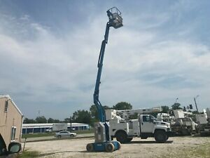 2000 Genie Z30 20n Electric Articulating And Telescopic Boom Lift