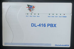 Datalabs Usa Dl 416 Pbx Used No Cords Included 003
