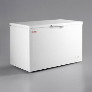 New 50 Ice Cream Glass 12 7 Cu Ft Freezer Chest Showcase Display Commercial
