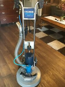 Sapphire Scientific Hoss 700 Rotary Extractor Carpet Cleaning