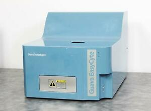 Millipore Guava Easycyte Flow Cytometer Benchtop Cytometry System