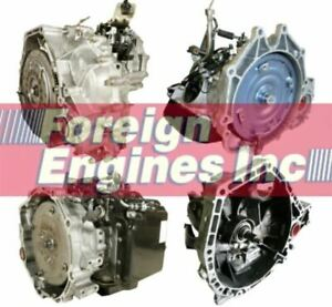 2003 Honda Accord Automatic Transmission Replacement For Baya