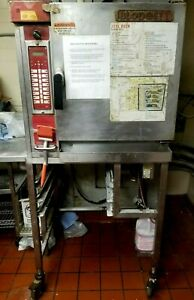 Blodgett Xl50ec Commercial Electric Convection Oven On Stand W Rolling Casters