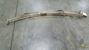 2007 Chevy Silverado 3500 Pickup Rear Leaf Spring Fits More Than One Vehicle
