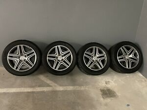 Mercedes G63 Wheels And Tires