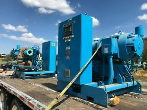 Ingersoll rand Air Compressor Centac Centrifugal 200hp 2 Units Available