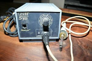 Pace Sensa Temp Model Pps 15a Soldering Station Weller Thermolock Iron