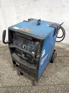 Miller Syncrowave 250dx Miller Syncrowave 250dx Welder 310 Amps 08210960027