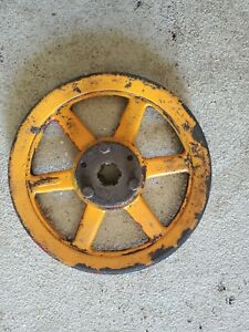 Woods Belly Mower Main Tractor Pulley For Farmall A 10 Diameter Part 10553