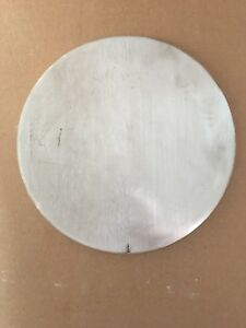 304 Stainless Steel 3 8 Inch X 8 15 16 Inch Round disc Circle Plate