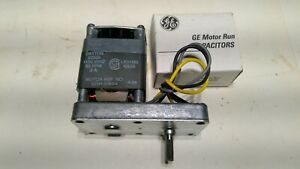 Dayton Reversible Gearmotor 2z829 With Capacitor New