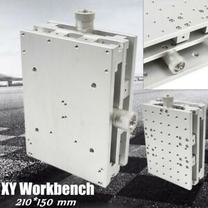 Laser Marking Machine Xy Axis Positioning Moving Work Table Workbench Us Stock