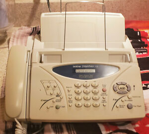 Brother Intellifax 775 Plain Paper Fax Phone Copier