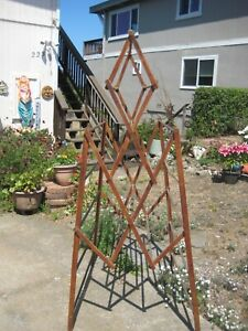 Vintage Primitive Wooden Drying Rack Clothing Display Quilts Linens