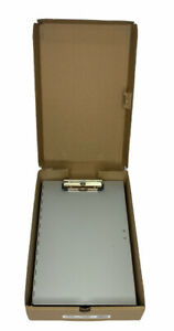 Saunders Tuffwriter Recycled Aluminum Storage Clipboard Letter 45300