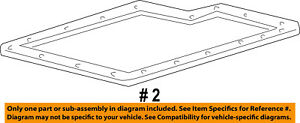 Ford Oem Automatic Transmission Pan Gasket F2vy7a191a Fits 1999 Ford Explorer
