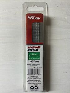 New Genuine Ht 5 8 inch Brad Nails For Nail Gun 1000 Pack Fits Stanley Arrow