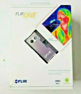 Flir One Gen 3 Android Usb c Thermal Camera For Smart Phones With Msx Tech