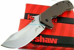 Kershaw Emerson CQC 11K Tactical Outdoor Folding Knife Bellied Skinning 6031 $37.95