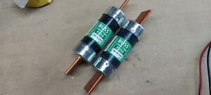 Buss One Time Fuse Non 200 Amp 250v Rate 10 000 Amps Class H Bussmann Nwb Nos