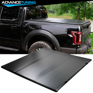 Fits 83 11 Ford Ranger 6 Styleside Hard Solid 3 Fold Truck Bed Tonneau Cover