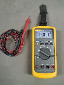 Fluke 87 Iii True Rms Multimeter With Magnetic Holder Great Condition