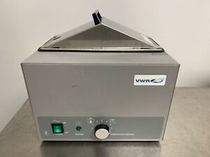 Vwr 9020980 Model 1211 5 Liter Water Bath Pre owned Tested