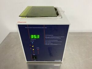 Thermo Scientific 2 5l Water Bath Model 2829 Cat No 51221046 Pre owned Tested