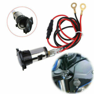 Car Accessories Auto Tractor Cigarette Lighter Power Socket Outlet Plug 12v 120w