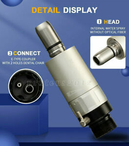 Dental 2 Hole Air Motor Micromotor For Contra Angle Handpiece 2xy