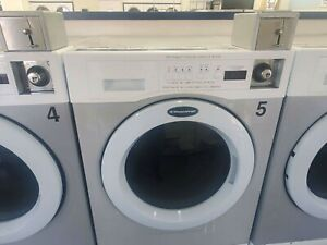 Wascomat Crossover Front load Washer 22lb Coin Op 120v M n Whwf09810nm ref